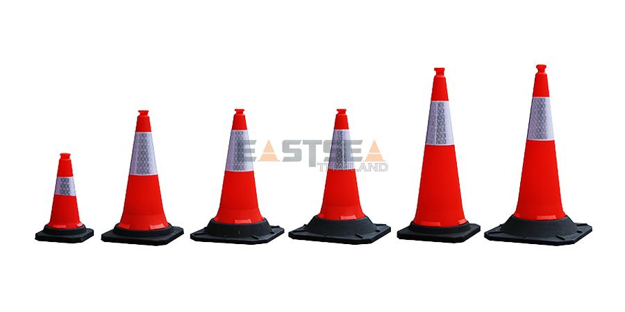 PE-EVA Traffic Cone 2